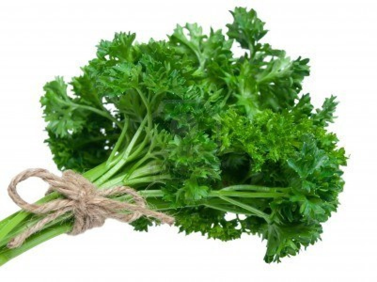 parsley-bunch