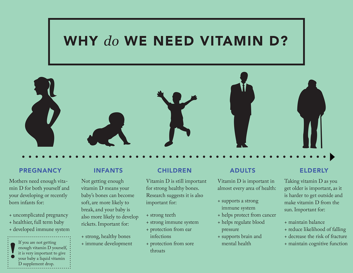 Seeking Fit Everything You Should Know About Vitamin D